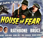 The House of fear - thumbnail