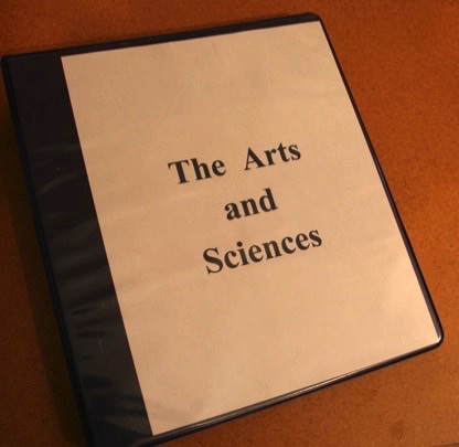 The Arts and Sciences