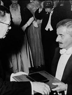 nobel prize acceptance speech william faulkner thesis