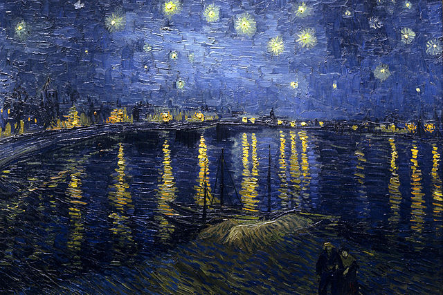 Van Gogh...Starry Night</span>