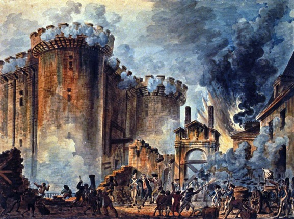 The Storming of the Bastille promised both hope and despair.