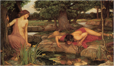 Description: https://upload.wikimedia.org/wikipedia/commons/6/6b/John_William_Waterhouse_Echo_And_Narcissus.jpg