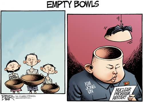 Nate Beeler's perception