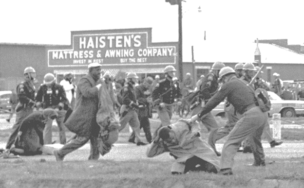 This is Bloody Sunday in Selma.