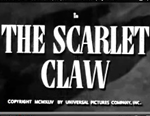 Scarlet Claw  thumbnail