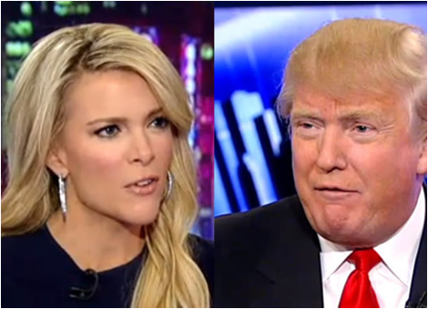 Description: Image result for megyn kelly trump blood
