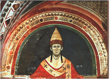 Description: Pope Innocent III declares Magna Carta invalid