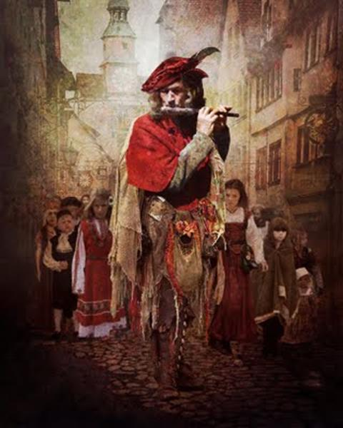 the pied piper of hamelin a strange tale