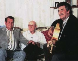Claude King, Clifton Clovers, and Merle Kilgore
