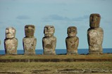 Easter Island - land