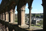 JEDBURGH AND THE ABBEY